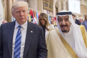Саудовская Аравия одобрила размещение войск США на своей территории