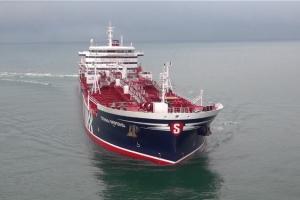 """Канада требует от Ирана немедленно освободить британский танкер """"Имперо"""""""