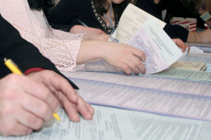 1,050 foreign observers, 11 media representatives monitoring elections in Ukraine