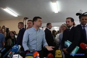 """Зеленський хоче, аби коаліцію сформували """"тільки нові обличчя"""""""