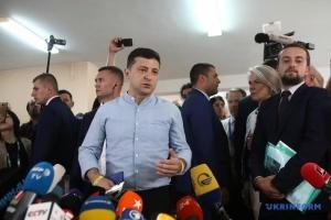 Volodymyr Zelensky a déjà un candidat pour le poste du Premier ministre