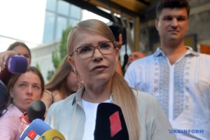 Tymoshenko not among candidates for Ukraine's prime minister - Arakhamia