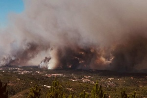 Foreign Ministry warns Ukrainians of fire danger in Portugal