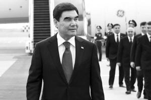 Massenmedien: Präsident Turkmenistan Berdimuhamedow ist tot