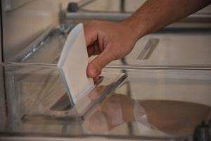 У Нідерландах проголосувало вже понад 400 українців