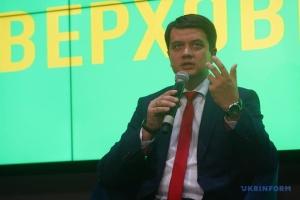 Rasumkow: Niedrige Wahlbeteiligung wird Wahlergebnisse nicht beeinflussen