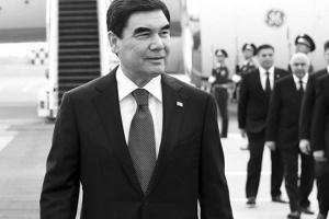 У посольстві Туркменістану в РФ спростували чутки про смерть президента Бердимухамедова