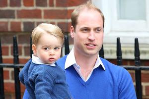 Старшому синові британського принца Вільяма виповнюється шість років