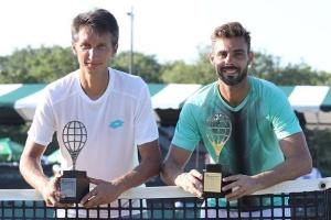 Стаховський з Гранольєрсом виграли тенісний турнір в Ньюпорті