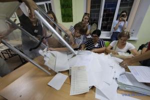 Elecciones parlamentarias: Queda contar menos del 5% de las actas de escrutinio