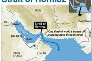 МЗС Британії, Франції та ФРН закликали Іран уникати конфлікту в Ормузькій протоці