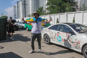 Шість континентів без літака: мандрівник Сурін встановив три рекорди України