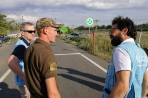 Russland lässt UN-Beobachter nicht auf die Krim