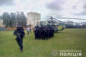 Бюлетені з Коростеня до ЦВК везтимуть у супроводі гелікоптера із спецназом
