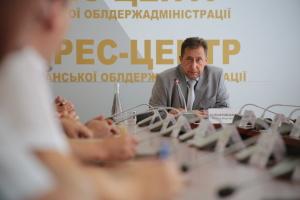 Виталий Комарницкий, председатель Луганской ОГА