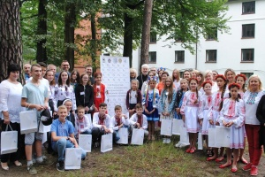Форум учнів українських шкіл діаспори стартував на Львівщині