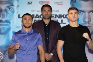 На бій Ломаченко – Кемпбелл вже продали 12 тисяч квитків