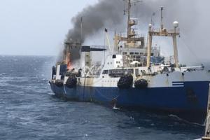 Двоє українців загинули у катастрофі траулера біля берегів Африки