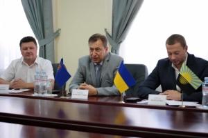 Очільник Луганщини підписав меморандум про співпрацю з ПРООН
