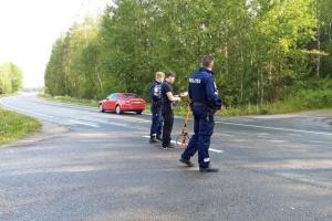 У Фінляндії мікроавтобус із сезонними робітниками зіткнувся з легковиком, є постраждалі
