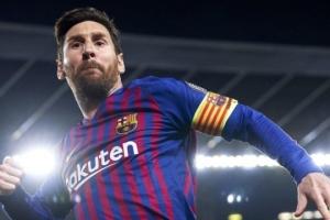 """""""Барселона"""" хоче подовжити контракт з Мессі до 2023 року"""