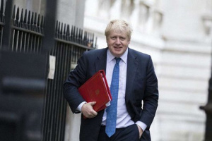 Zelensky congratulates Johnson on becoming next UK Prime Minister