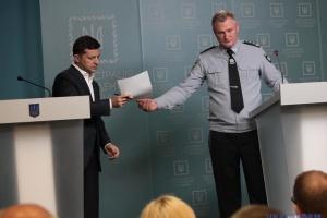"""Справа Шеремета: Князєв доповідає Зеленському про слідство у """"секретному режимі"""""""