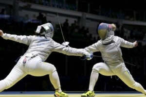 Українські шаблістки стали шостими на угорському чемпіонаті світу з фехтування