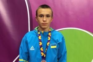 Борцы принесли Украине первые медали Олимпийского фестиваля в Баку