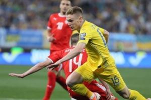 Сборная Украины по футболу - в ТОП-3 по реализации голевых моментов в евроотборе