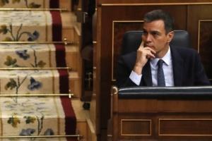Парламент Испании не переизбрал Санчеса премьером