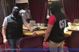 В центре Киева СБУ накрыла казино, куда попадали только по рекомендации