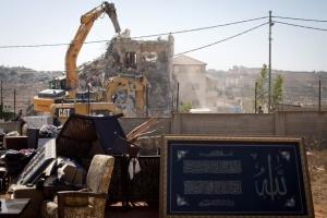 Четыре страны осудили снос Израилем палестинских домов в Восточном Иерусалиме