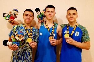 Українці здобули 7 нагород за один день Європейського олімпійського фестивалю