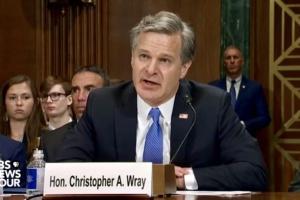 Китай является главной угрозой для Штатов - глава ФБР