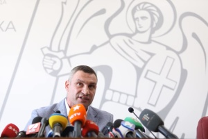 """Кличко говорит, что один из телеканалов готовит провокационный сюжет о """"бунте киевлян"""""""