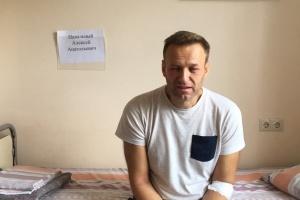 G7 засудила арешт Навального та нагадала Росії про «Новічок»