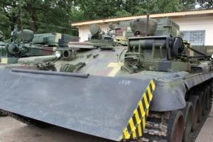 Львівський бронетанковий отримав 64 мільйони прибутку за пів року