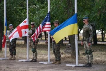 Les exercices militaires internationaux en Ukraine sont reportés en raison de COVID-19