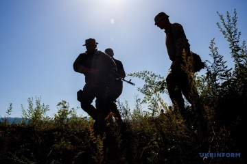 Invaders violated ceasefire in Donbas 16 times in last day, one soldier killed