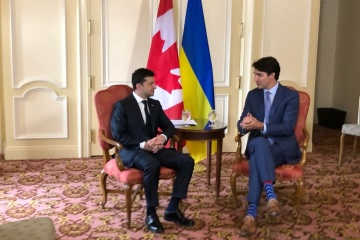 Peace in Donbas can be achieved by political and diplomatic means – Zelensky