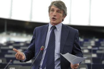 David Sassoli : Il est essentiel que la Russie prenne du recul et respecte ses engagements internationaux