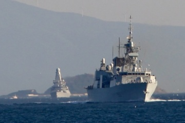 Three NATO ships heading for Sea Breeze drills