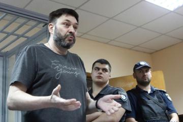 Vychynski libéré de la prison