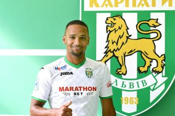 Karpaty Lviv signs Luxembourg defender