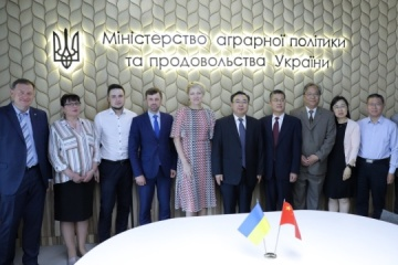 Ucrania ha exportado productos agrícolas a China por valor de 795 millones de USD