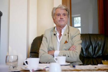 Generalstaatsanwaltschaft will Vermögen von Ex-Präsident Juschtschenko einfrieren
