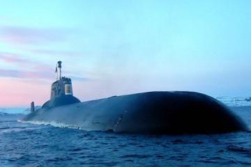 Ukraine records activity of Russian submarines in Bosporus