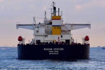ウクライナに米国産石油が初めて到着