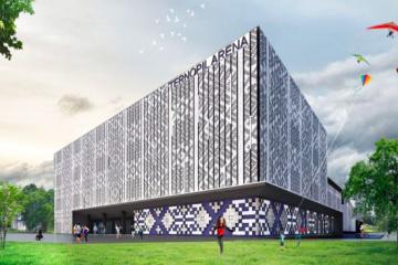 Cuatro regiones de Ucrania recibirán fondos para la construcción y reconstrucción de los Palacios de los Deportes (Vídeo)